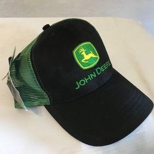 John Deere One Size Mesh Back Baseball Cap / Hat